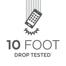 10-foot drop protection with IMPACTIUM