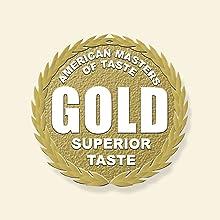 Award Winning Taste