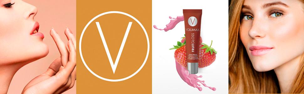 Gloss para labios sabor y volumen
