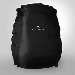 Aristocrat 34 Ltrs Black Laptop Backpack (LPBPGRI2BLK)