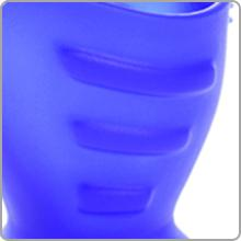 Hoppediz CamoCup® der Trinklernbecher Farbe blau Kunststoff PVC-frei