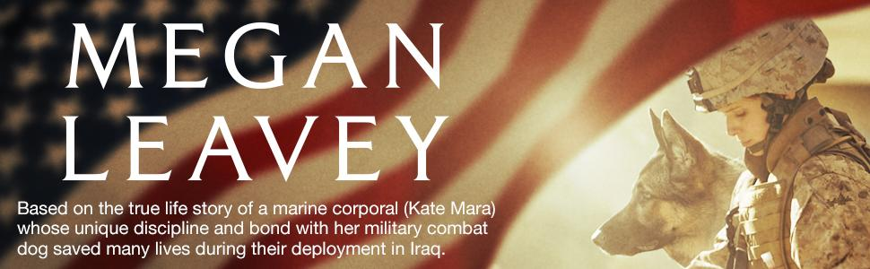 Amazon com: Megan Leavey [Blu-ray]: Kate Mara, Ramon