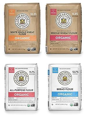 King Arthur Flour Organic