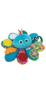 Babyspielzeug Babygeschenk Plüschspielzeug Babies Geburt Taufe 6 Monate Kleinkind Activity