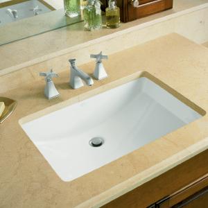 Terrific Kohler K 2215 0 Ladena Under Mount Bathroom Sink White Download Free Architecture Designs Embacsunscenecom