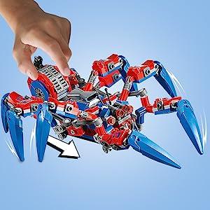 LEGO, Spider-man, toy, super hero