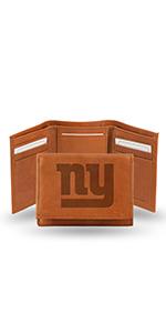 wallet,mens wallet,wallet for women,wallet for men,leather wallet,NFL,Giants, NY giants