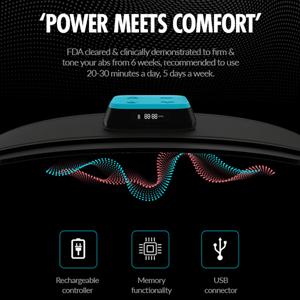 Power Meets Comfort
