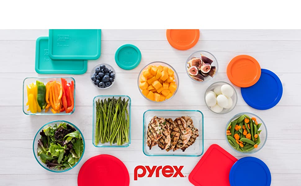 Pyrex, Pyrex Australia, Glass Storage, BPA Free Lids, Dishwasher Safe, Freezer Safe, Oven Safe