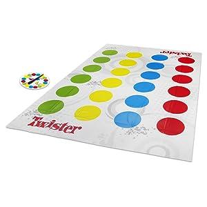 Hasbro Gaming- Twister (98831B09): Amazon.es: Juguetes y juegos