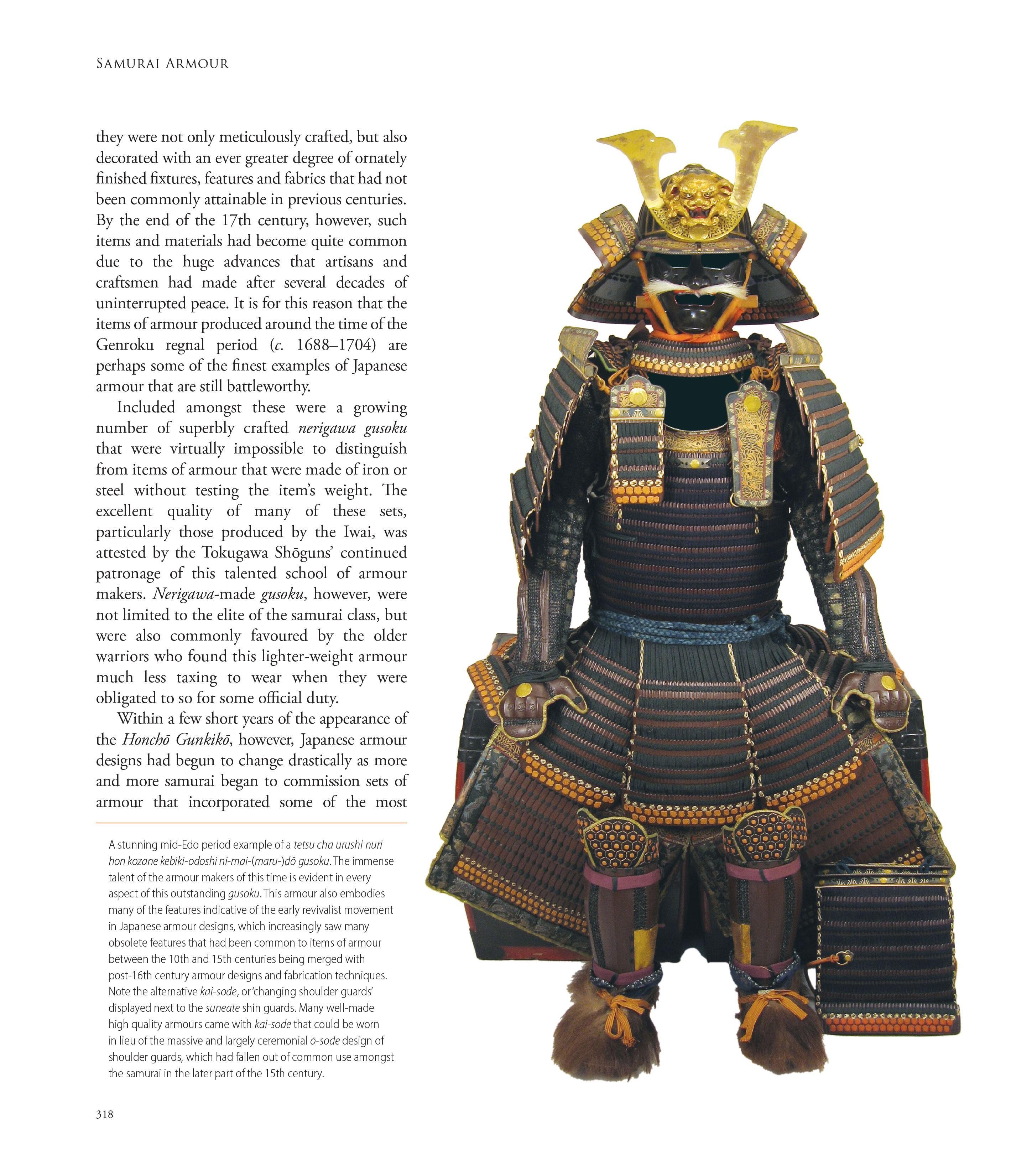Samurai Armour · View larger  sc 1 st  Amazon.com & Samurai Armour: Volume I: The Japanese Cuirass (General Military ...