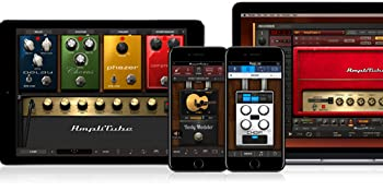 AmpliTube, iRig, VocaLive, iKlip