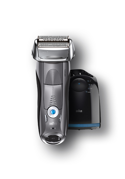 Braun Series 9 9296cc Wet&Dry - Afeitadora Eléctrica para hombre para Barba, Recortadora de Precisión Extraíble, Recargable Inalámbrica, Clean&Charge, Cromo: Amazon.es: Salud y cuidado personal