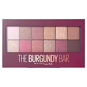 55a293b8460 Maybelline Burgundy Bar Palette 9.6g: Amazon.co.uk: Beauty