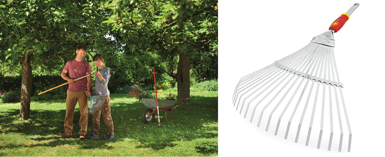 Kleinger/äte Geschenkset WOLF-Garten 73ABB001650 /& Multi-Star/® Doppelhacke LN-2K; 3022000