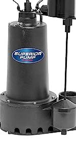 Superior Pump 92511