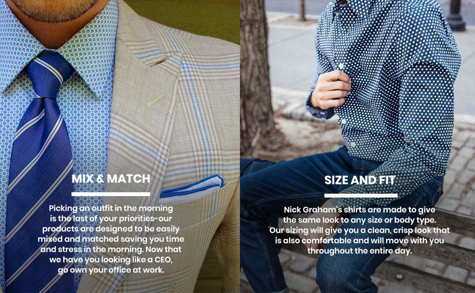 suit jacket mix and match perfect fitting shirt camiseta para hombres