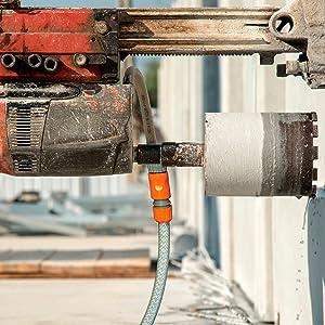 core drilling saw cement concrete