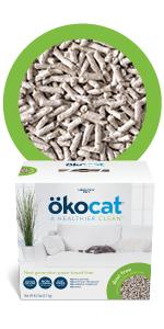 cat litter, natural cat litter, non clumping litter, non clumping cat litter, paper litter