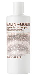 peppermint shampoo, 16oz