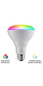 BR30 Smart WiFi RGB LED Bulb