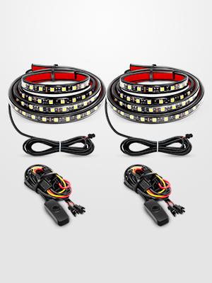 led truck bed light, truck bed light strip