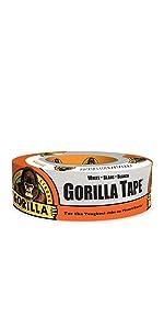 Gorilla Tape White UV Duct Tape