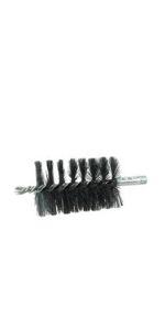 Single Spiral Flue Brush