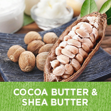 Palmer's Cocoa Butter Formula Tummy Butter with cocoa butter and shea butter