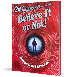 ripley's believe it or not, beyond the bizarre, books, nonfiction, kids
