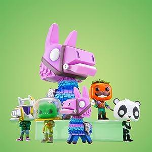 Fortnite Loot Llama Funko Pop Amazon Com Funko Pop Games Fortnite Loot Llama Toys Games