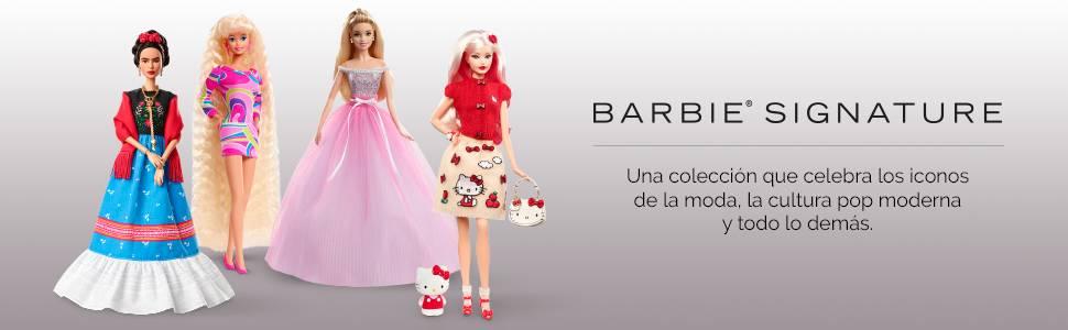Muñeca de Barbie Colección con caja personalizable