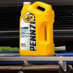 Platinum Full Synthetic Motor Oil