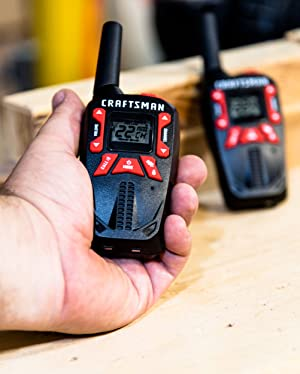 Craftsman CMXZRAZF333 Two-Way Business Radios