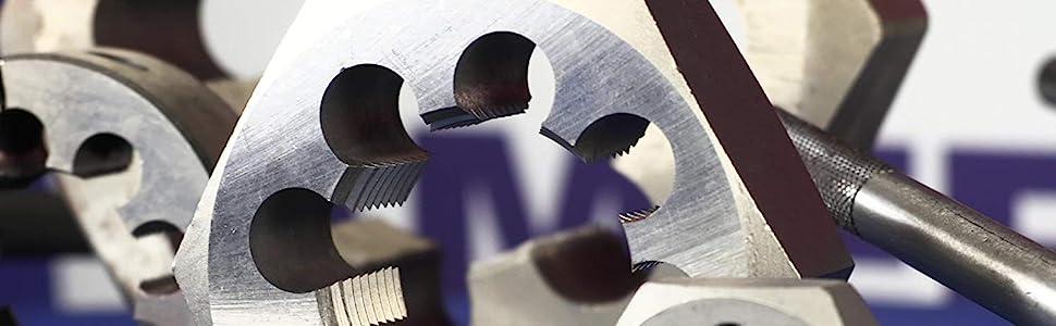 DWTSMH11X1 m11 X 1 Carbon Steel Hex Die