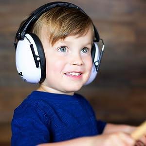 Banz Kids Hearing Protection earmuffs