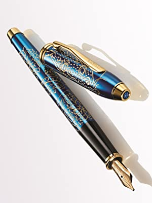 Cross Townsend 2018 Year Of The Dog Special Edition Rollerball Pen In Box