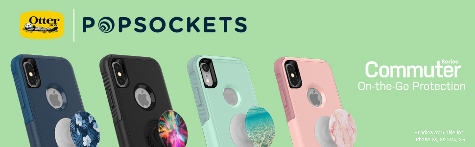 iphone xr case, popsockets grip, otterbox, iphone xr popsocket, popgrip top, popsocket top