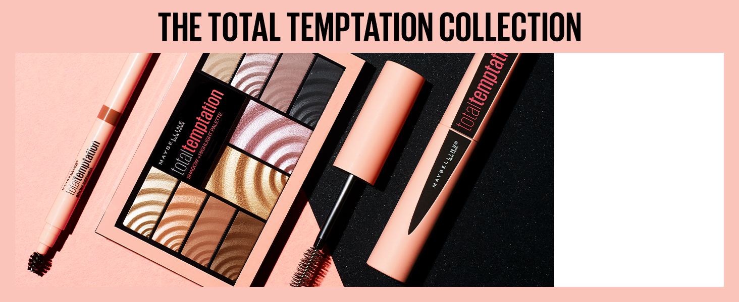 Total Temptation Brow Definer Eyebrow Transformation