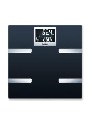 beurer bf 700 waage wiegen gewicht analysewaage diagnosewaage körperfettwaage muskelanteil fett