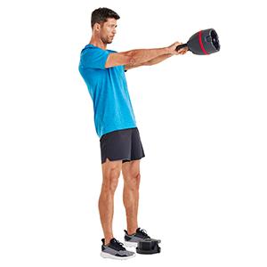 Bowflex SelectTech 840 Kettlebell Weight Range Exercises Workouts