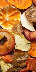 Deshidratador Alimentos Aicook, Deshidratadora De Frutas 5 Bandejas Altura Regulable, 35-70℃ Deshidratador De Alimentos Para Carne, Frutas E Verduras, ...