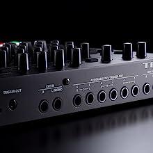 8 analog outputs