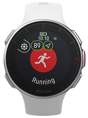 Vantage V; fitness watch; waterproof sports watch; sports watch; vantage v; vantage v white; hrm