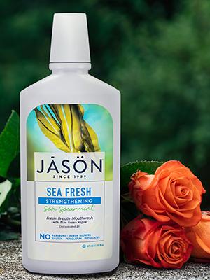 JASON Sea Fresh Strengthening Mouthwash