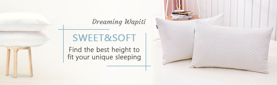 pillows for sleeping