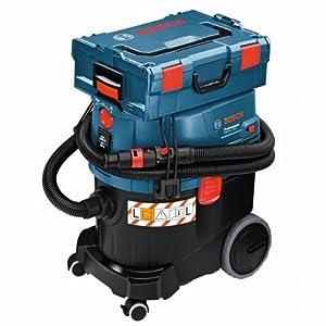 Bosch Professional GAS 35 L SFC+ - Aspirador seco/húmedo (1380 W, capacidad 35 l, manguera 3 m, SFC+, 254 mbar): Amazon.es: Bricolaje y herramientas