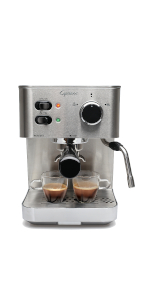Amazon.com: Capresso 117.05 Stainless Steel Pump Espresso ...