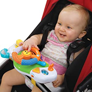 Amazon.com: WinFun Baby Driver Stroller/Car Seat: Toys & Games