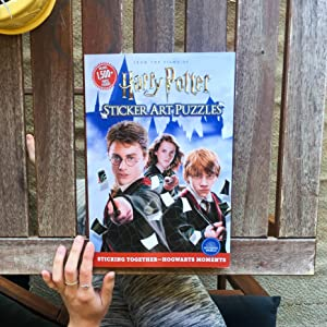 Harry Potter Sticker